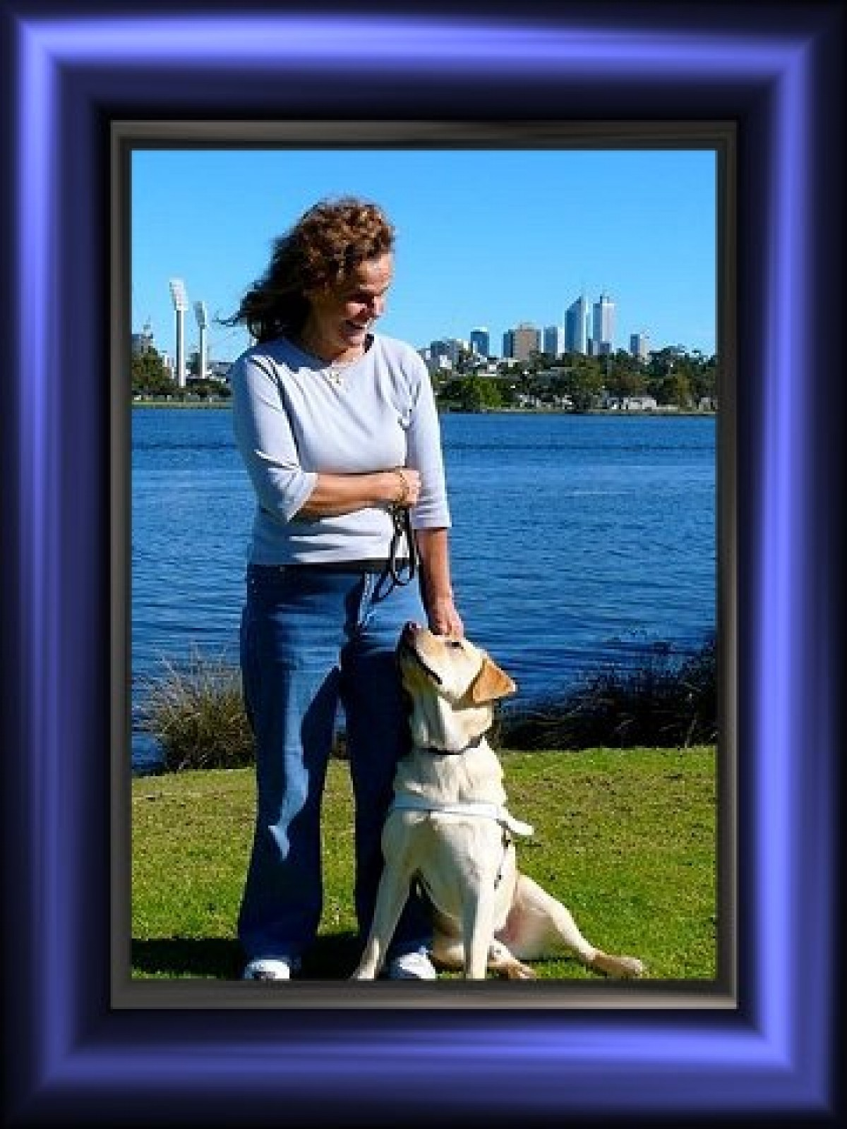 Dog Guide Handlers Australia