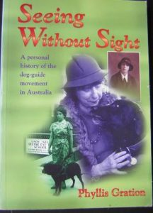 Seeing Without Sight by Phyllis Gration book cover